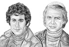 Paul Michael Glaser et David Soul